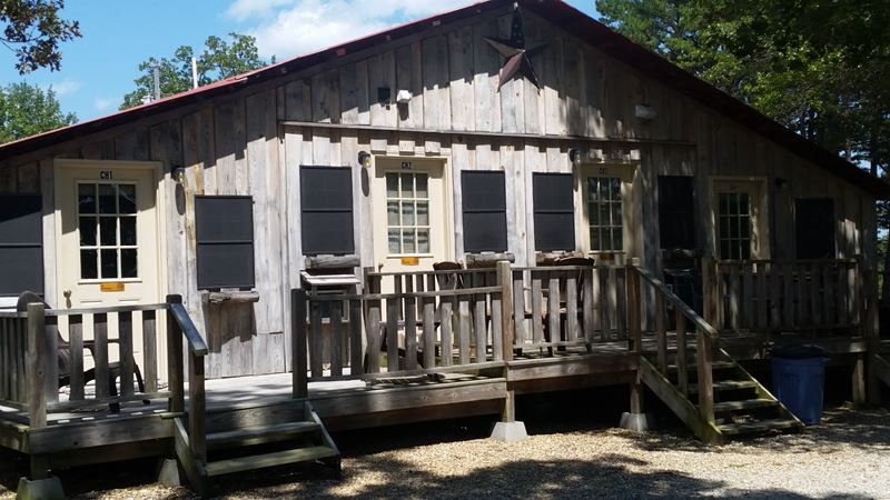 Ozark Mountain Springs RV Park Cabins Large Sites Easy Access