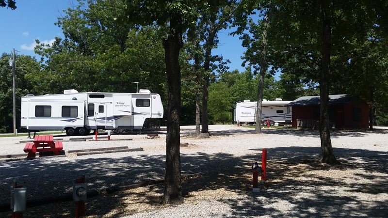 Ozark Mountain Springs Rv Park Amp Cabins Large Camp Rv